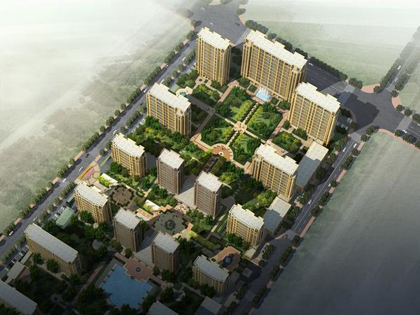 丹桂花园14楼89平精装133万实小
