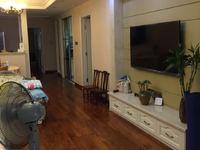 紫悦馨园 架空1楼119平方豪装三室二厅二卫 145万