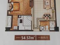出售壹街区单身公寓55平48万水电民用地段中心