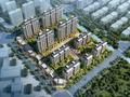 中科·未来城·悦景湾沙盘图