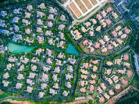 玫瑰园别墅边套土地790平方,证442平方