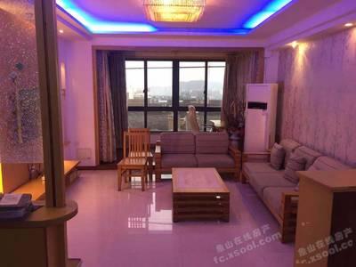 出租金港花园精装3室2厅2卫135平米3500元/月住宅