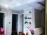 出售盛世华府精装修 3室2厅1卫88.04平米118万住宅