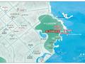 绿城·白沙湾度假康养公寓交通图