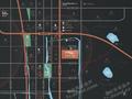 金地风华大境府交通图