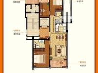 出售绿城 蘭园3室2厅2卫105平米166万住宅
