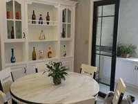 绿城百合9楼185平欧式白色装含车库290万急卖
