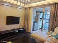 金域华府3室2厅1卫90平米全新豪装145万住宅