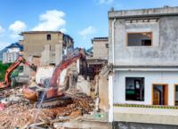 象山五期棚改进入房屋拆除阶段