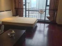 出租财富中心精装1室1厅1卫50平米2000元/月住宅