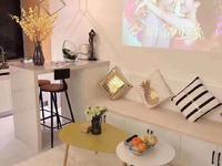 出租象山港文化广场精装修1室1厅1卫60平米3100元/月住宅