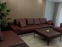 出售绿城百合全新欧装3室2厅2卫156平米车位一只286万住宅